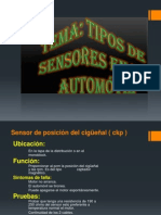 Sensor espceciales