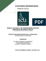 Proyecto-Manual de Convenciones Sociales