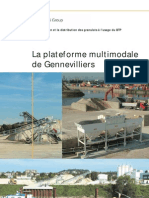 Gennevilliers _plateforme Multimodale GSM
