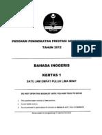 2012 PSPM Kedah BI 1 w Ans