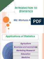 Basic Statistics Presentation