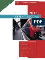 Defensa Nacional t2