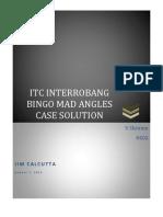 NSCG IIMC