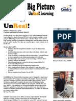 UnReal Weekly - Edition 3, Aug 31, 2012