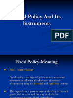 Eco Fiscal Policy-1