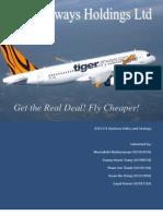 Tiger Airways Report _ Final