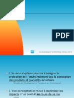 INF éco-conception _présentation _eec2005