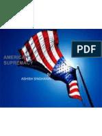 American Supremacy