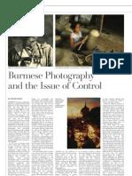 Asian Art Newspaper Burmese Photoj