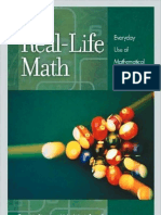 Real Life Math Everyday Use of Mathematical Concepts