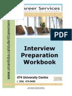 Interview Preparation Workbook