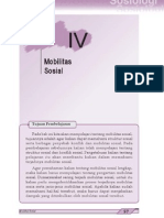 4. Mobilitas Sosial