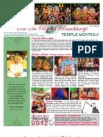 SSRR Newsletter 2012 Sep