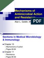 Antibacterials Lecture