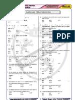 RM - Razones y Proporciones