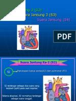 Suara Jantung 2,3,4