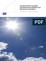 Household Solar Installation Handbook