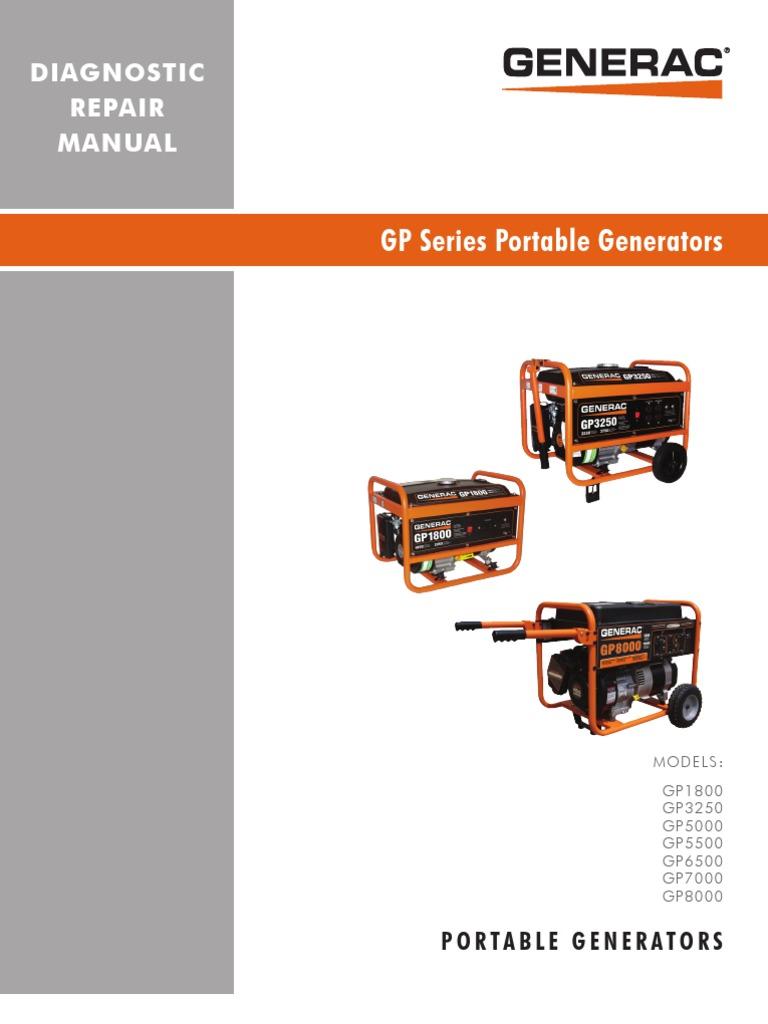 Generac Gp5000 Wiring Diagram Electrical Diagrams Gp5500 House Symbols U2022 Schematic