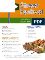 Oceania Street Festival (Sat) Sep 8, 2012 hosted by the Armenian Church of the Holy Martyrs