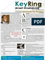 KeyRing Issue7-Servant Evangelism