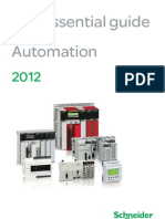 The Essential Guide for Automation - 2012