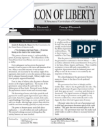 The Beacon of Liberty, Vol. III, Issue 4