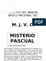 Misterio Pascual