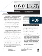 The Beacon of Liberty, Vol. III, Issue 7