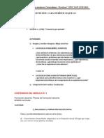 ACTIVIDADES PARA EL CURSO - MÓDULOS 1,2 Y 3 IFDC
