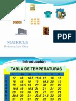 Matrices.utp