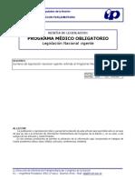 practicas medicas obligatorias