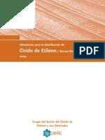 Directrices Distribución Oxido de Etileno