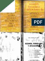 Diaz Mosto - Resumen Formulario