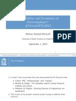 Winecoff_2012_VirtualAPSA