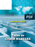 Cur So Intel 2012 Taller Cyber Warfare