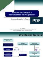 Curso de Refuerzo -Evaluacion Integral Abril 2010
