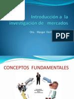 Introducción a  la   investigación de   mercados  2012