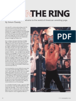 OM Magazine- Get in the Ring