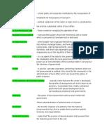 Municipal Corporations Notes(Edited)