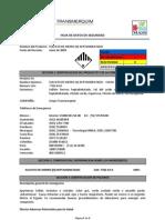 Sulfato de Hierro (II) Heptahidratado