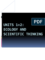 ecology powerpoint - lesson 2 1 from cscope
