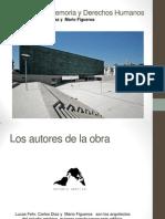 Presentacion Museo de La Memoria 2003