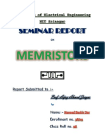 Memristor