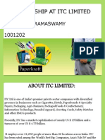 Internship @ Itc - Copy