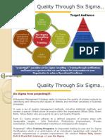 Lean Six Sigma - Training Course