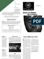 El Sembrador - Septiembre 2, 2012
