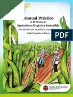 Manual Practico de 18 Tecnicas de Agricultura Sostenible Caritas Zacatecoluca