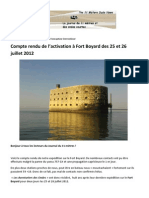 Expedition 27 Mhz Et RA de Fort Boyard - FFUCB(17) 08