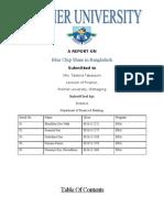 Blue Chip Share in Bangladesh.. (premier university)