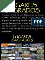 Benítez Rubio, Fco. Javier - Lugares Sagrados